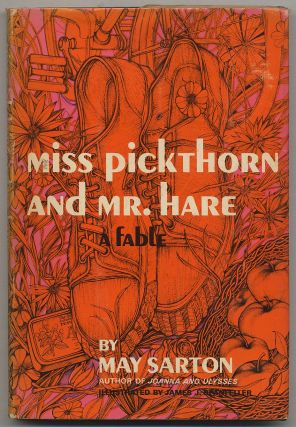 Miss Pickthorn and Mr. Hare: A Fable