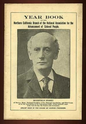 Yearbook of the Northern California Branch of the National Association for the Advancement of...