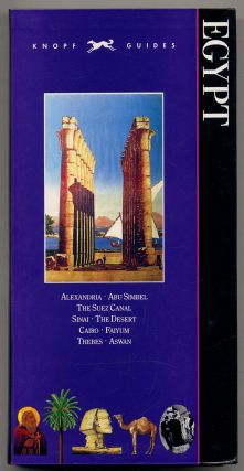 Egypt. Knopf Guides