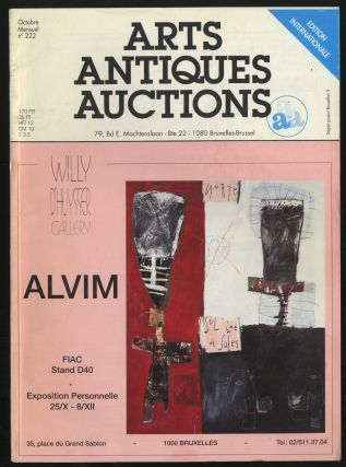 Arts Antiques Auctions No. 222