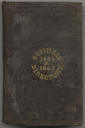Doggett's New York Business Directory, for 1846 & 1847
