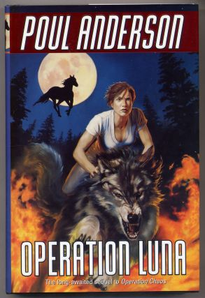 Operation Luna. Poul ANDERSON