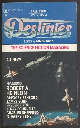 Destinies: Fall 1980, Vol. 2, No. 4. James BAEN