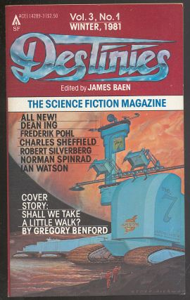 Destinies: Winter 1981, Vol. 3, No. 1. James BAEN