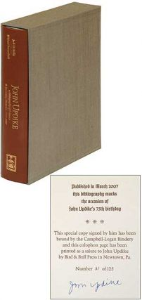 John Updike: A Bibliography of Primary and Secondary Materials