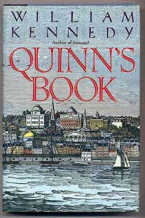 Quinn's Book. William KENNEDY