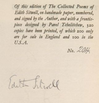The Collected Poems of Edith Sitwell