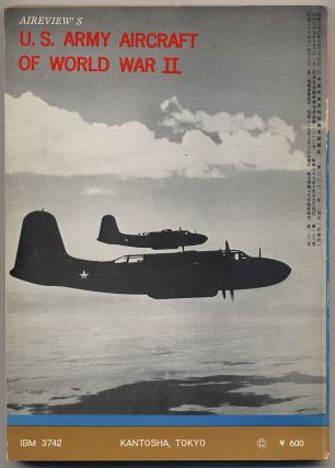 Airview No. 183: U.S. Army Aircraft of World War II