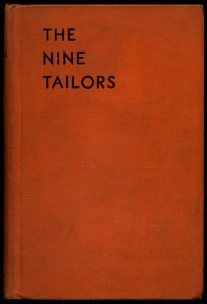 The Nine Tailors: Changes Rung on an Old Theme in Two Short Touches and Two Full Peals. Dorothy...
