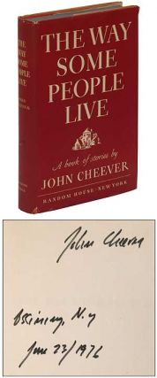 The Way Some People Live. John CHEEVER