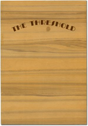 """""""Janice"""" [story in] The Threshold"""