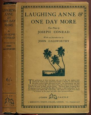 Laughing Anne and One Day More: Two Plays. Joseph CONRAD