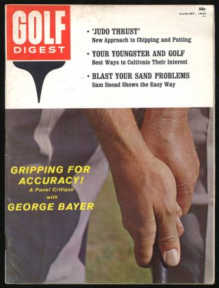 Golf Digest Volume 14 Number 8 August 1963