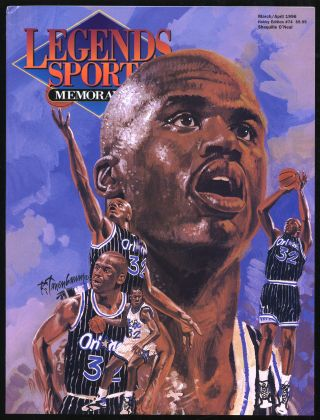 Legends Sports Memorabilia: March/April 1996, Volume 9, Number 2
