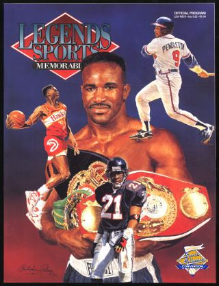 Legends Sports Memorabilia: 13th National Sports Collectors Convention
