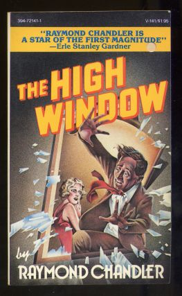 The High Window. Raymond CHANDLER