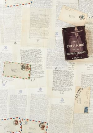 A Collection of 21 B. Traven Letters to Ruth Ford, with Related Material Including Three Books....