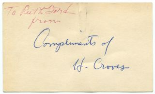 A Collection of 21 B. Traven Letters to Ruth Ford, with Related Material Including Three Books