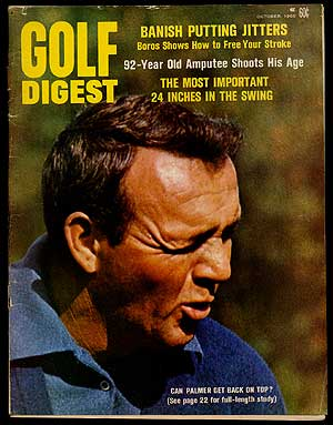Golf Digest Volume 19 Number 10 October 1968