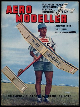 Aero Modeller Hobby Magazine: January 1964