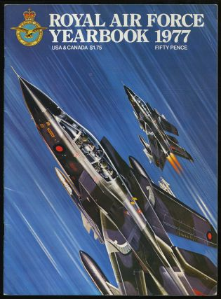Royal Air Force Yearbook 1977