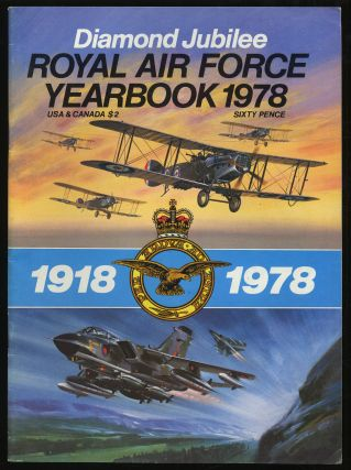 Royal Air Force Yearbook 1978 Diamond Jubilee