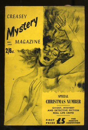 Creasey Mystery Magazine Volume 3 Number 3 December, 1959