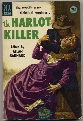 The Harlot Killer. Allan BARNARD
