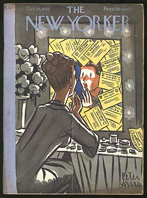 The New Yorker: Oct. 25, 1952, Vol. XXVIII, No. 36