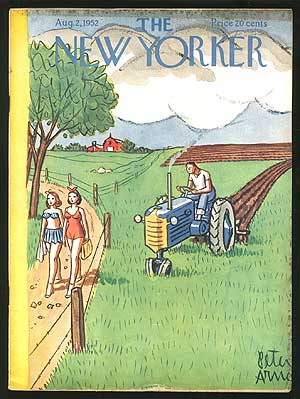 The New Yorker: Aug. 2, 1952, Vol. XXVIII, No. 24
