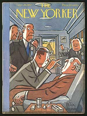 The New Yorker: Sept. 20, 1952, Vol. XXVIII, No. 31