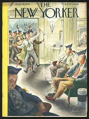 The New Yorker: Aug. 30, 1947, Vol. XXIII, No. 28