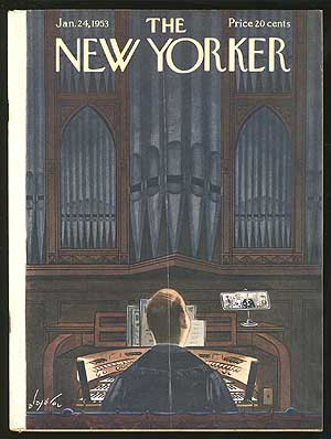 The New Yorker: Jan. 24, 1953, Vol. XXVIII, No. 49