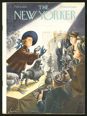 The New Yorker: Feb. 9, 1952, Vol. XXVII, No. 52
