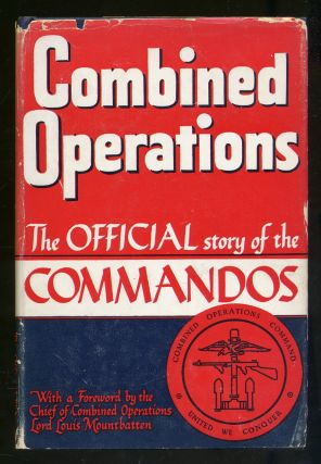 Combined Operations: The Official Story of the Commandos