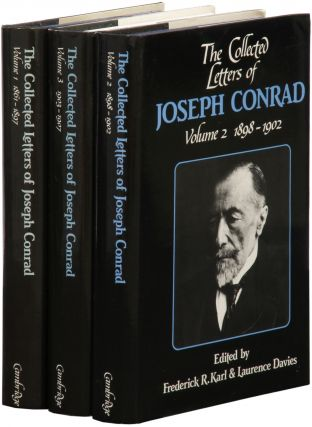 The Collected Letters of Joseph Conrad. Joseph CONRAD