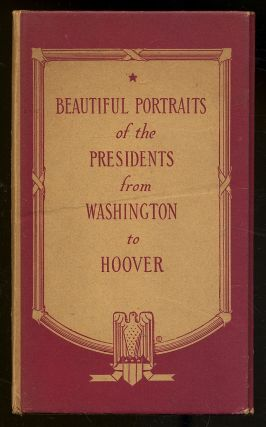 Beautiful Portraits of the Presidents from Washington to Hoover