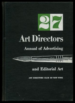 27 Annual of Advertising and Editorial Art