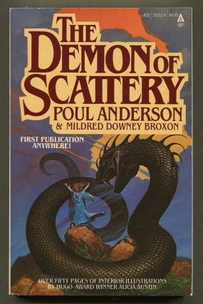 The Demon of Scattery. Poul ANDERSON, Mildred Downey Broxon