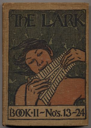"Who'll Be the Clerk?"" ""I!"" Said the Lark: Book the Second [and] Epilark issue [The Lark. Book the..."