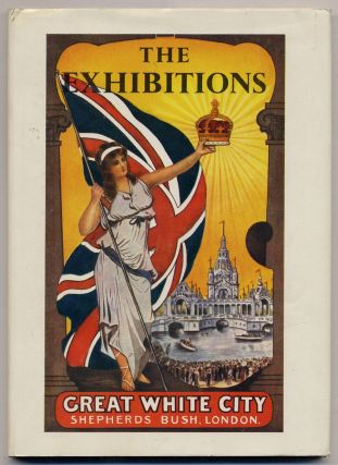 The Exhibitions. Great White City Shepherd's Bush London. 70th anniversary 1908-1978