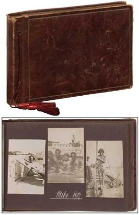 Family Album with Photos of Switzerland (Circa 1928