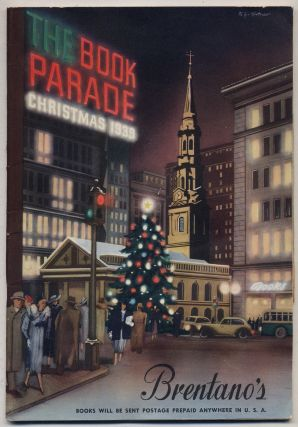The Book Parade Christmas 1939 Brentano's