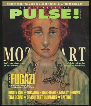 Pulse! Number 98, October 1991