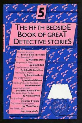 The Fifth Bedside Book of Great Detective Stories