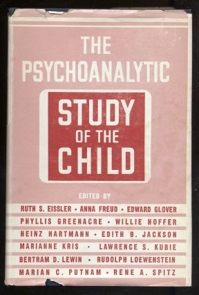 The Psychoanalytic Study of the Child Volume XV. Ruth S. Eissler, Ernst Kris, Heinz Hartmann,...