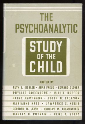 The Psychoanalytic Study of the Child Volume XIX. Ruth S. Eissler, Marianne Kris, Heinz Hartmann,...