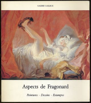 Aspects de Fragonard: Peintures, Dessins, Estampes