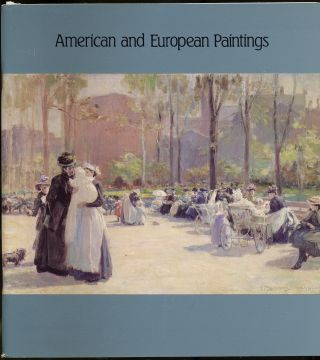 American and European Paintings