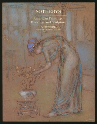 American Paintings, Drawings and Sculpture